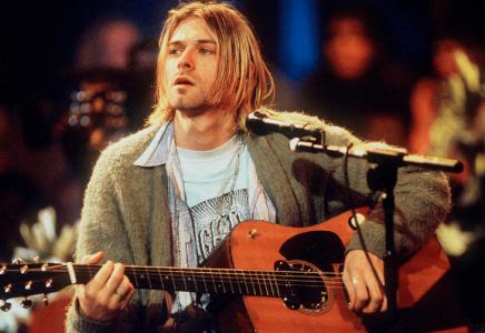 Nirvana - Come As You Are: аккорды песни