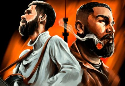 Jah Khalib & GUF - На своём вайбе: текст песни с комментариями