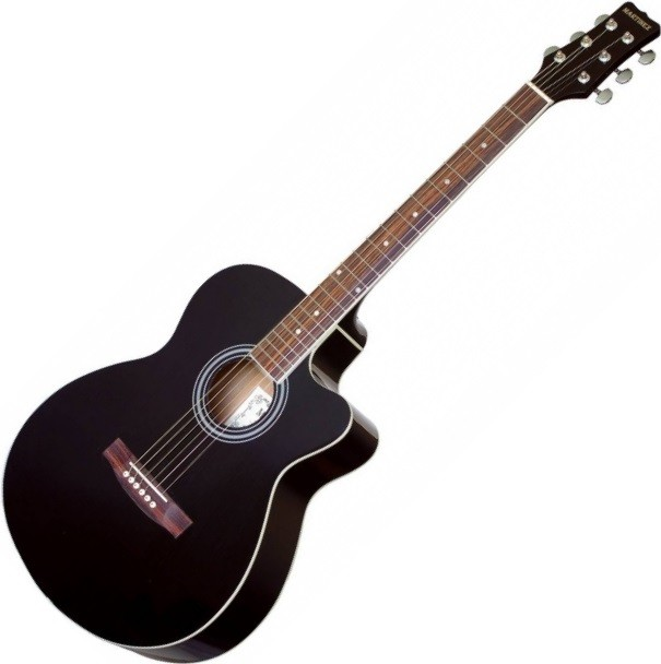 Акустическая гитара Martinez W-91C BK
