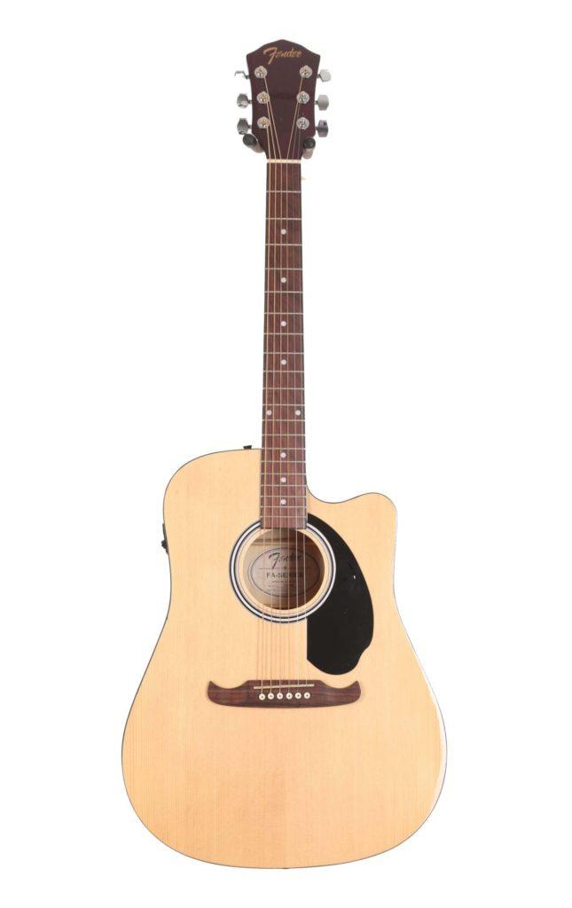 Акустическая гитара Fender SQUIER SA-150