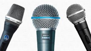 5 лучших беспроводных вокальных микрофонов