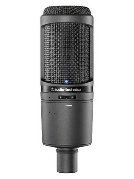 Audio-Technica AT2020USBi